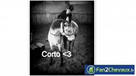 Moi et Corto ♥  :
