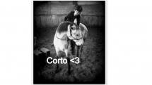 Moi et Corto ♥